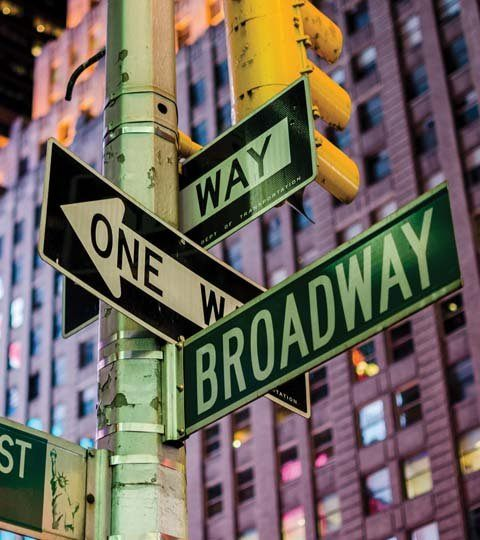 High St Broadway: Music Theatre Training