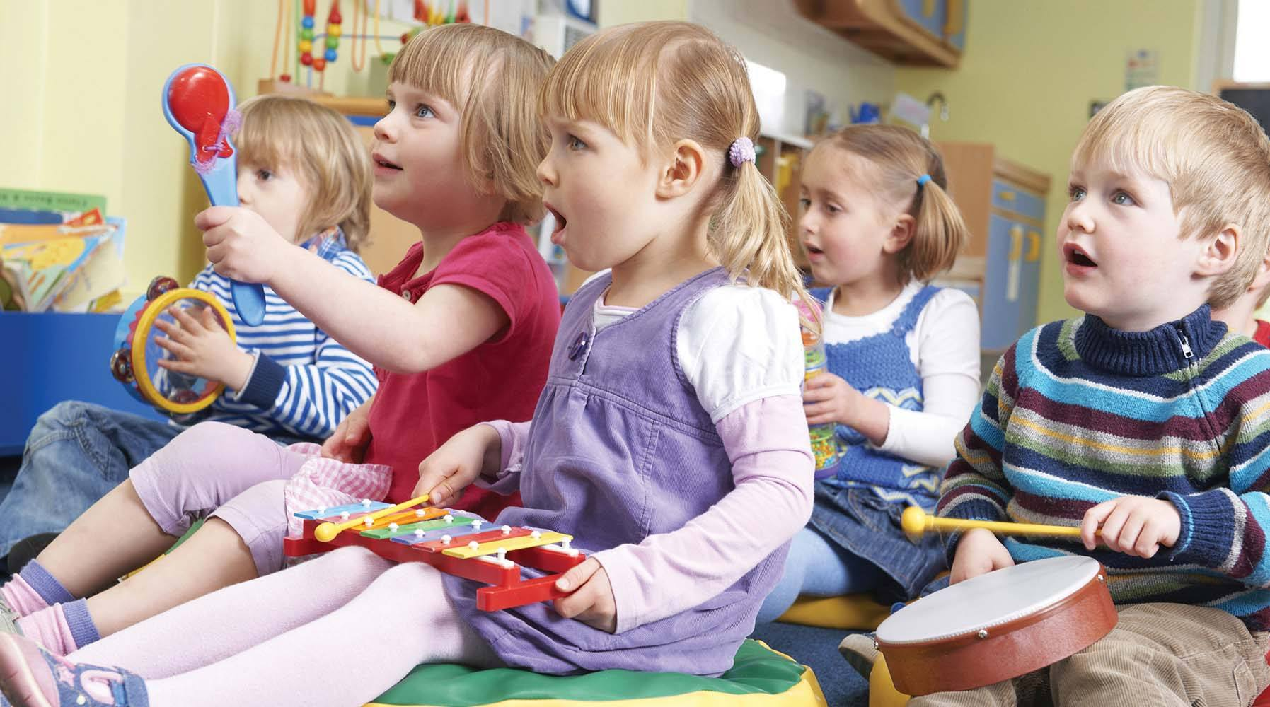 Early Childhood Music class Penrith