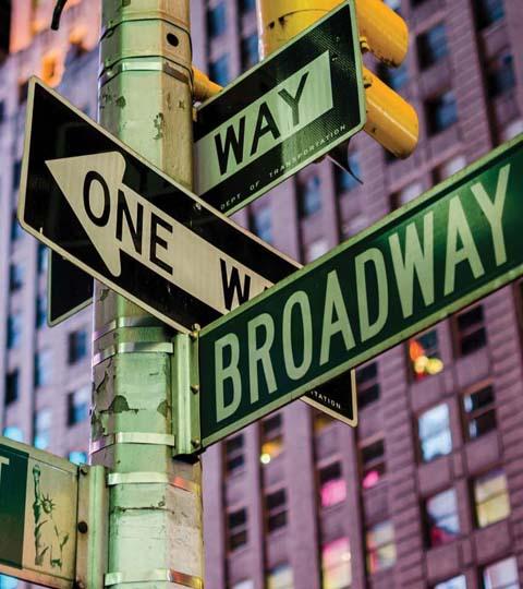 High St Broadway: Musical Theatre Ensemble
