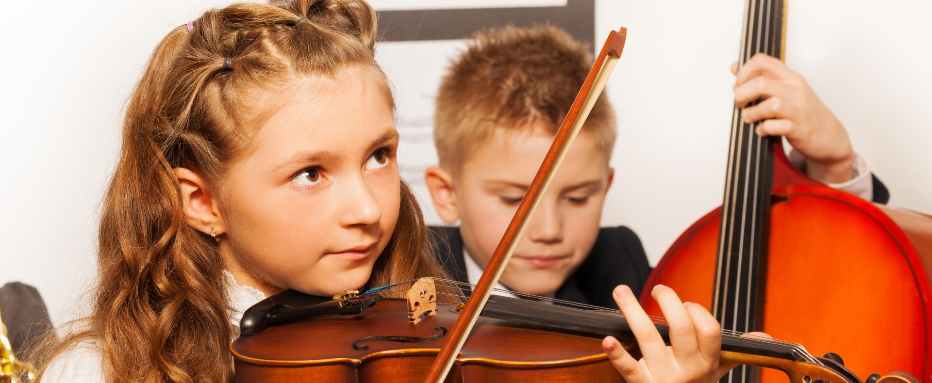 Group Violin Lessons (K-2)
