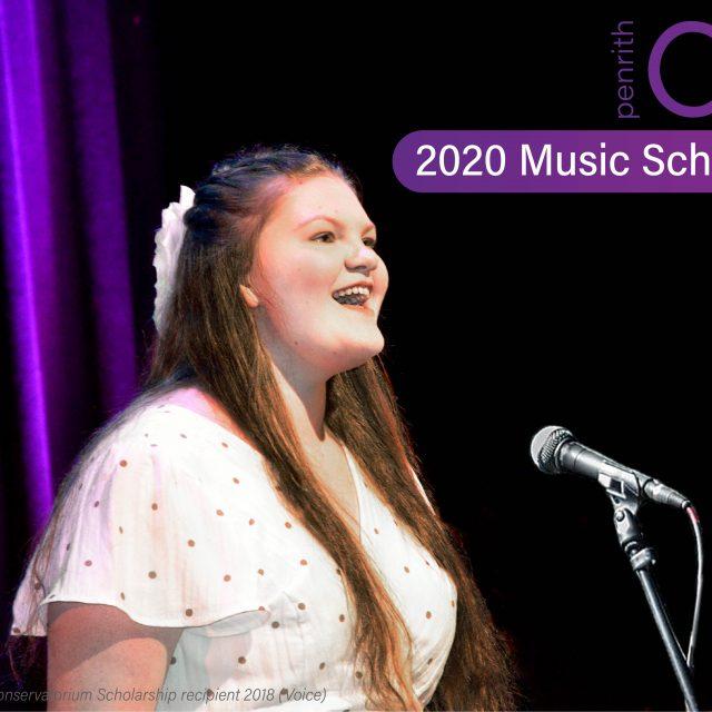 2020 Music Scholarships