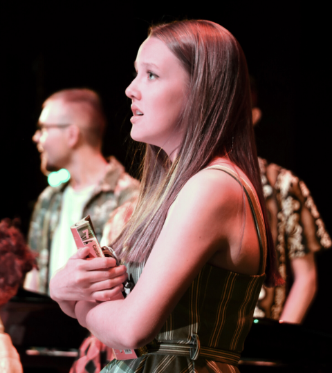 High St Broadway: Music Theatre Training