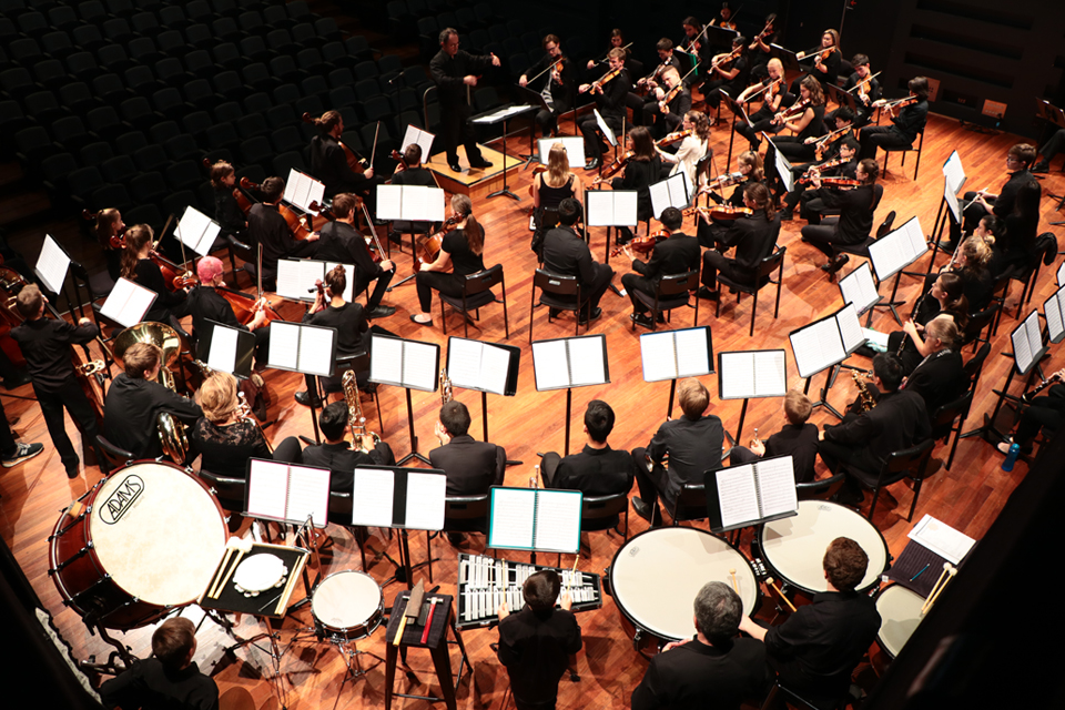 Penrith Youth Orchestra Online Workshop