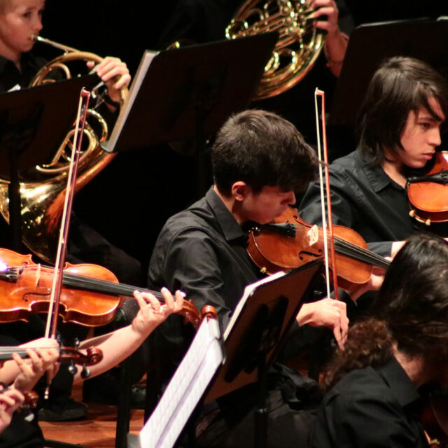 Orchestral & Stage Management Volunteer Program: Penrith Youth Orchestra